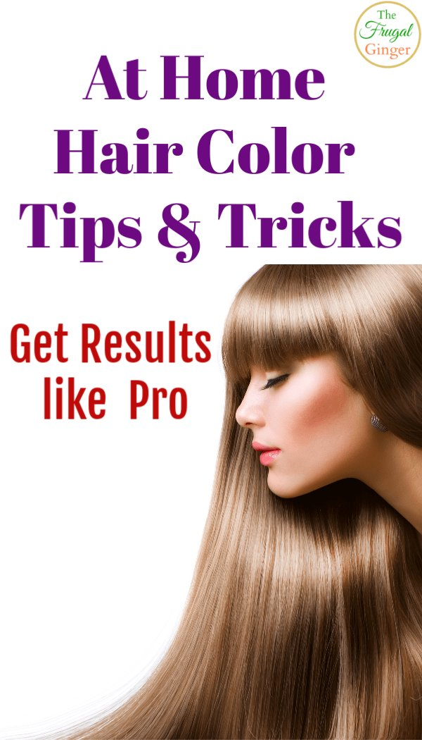 The Best At Home Hair Color Tips Get Results Like A Pro Pictures