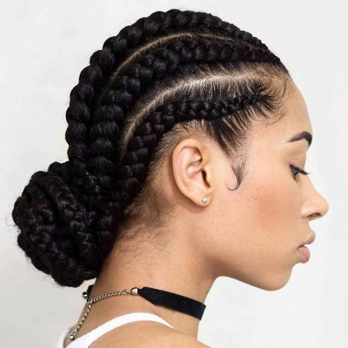The Best Types Of Braids And Braids Hairstyles In Ghana Yen Com Gh Pictures