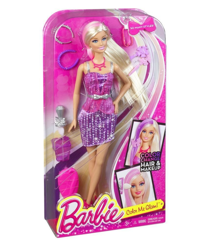 The Best Barbie Long Hair With Color Change Beauty Fashion Doll Pictures