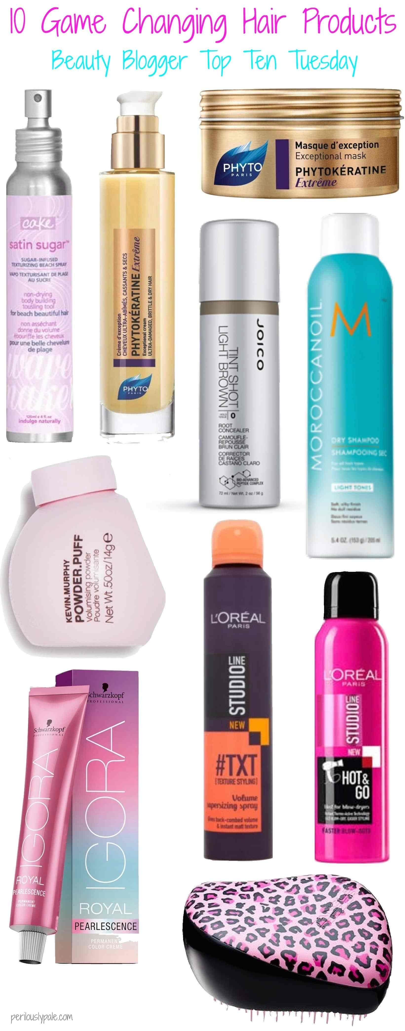 The Best 10 Game Changing Hair Products • Realizing Beauty Pictures