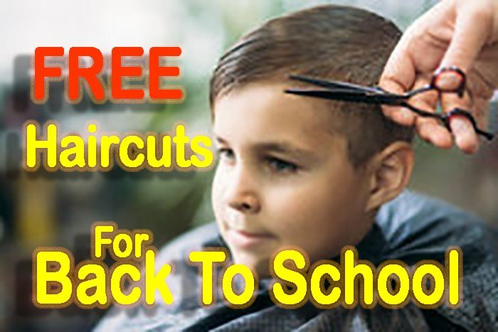 The Best Free Back To School Haircuts Offered Valley Daily Post Pictures