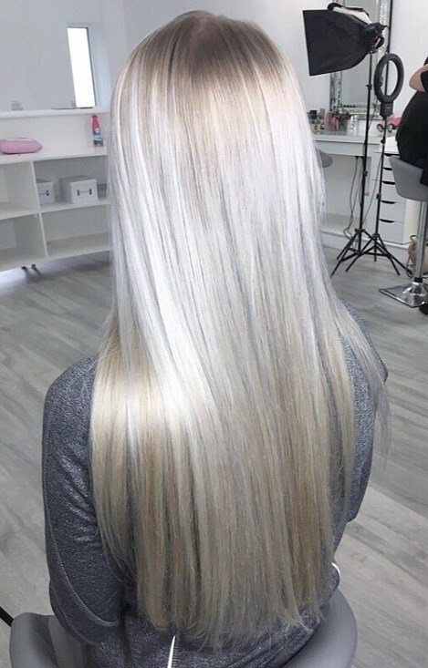 The Best Silver Blonde Hair Tumblr Pictures