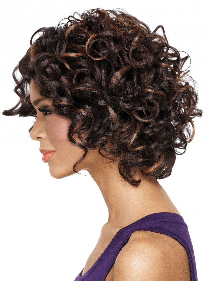 The Best Soft Curls Lace Front Wig By Now By Sherri Shepherd Pictures