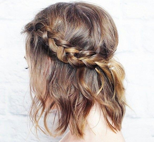 The Best Braids For Short And Medium Hair Cat Eyes Red Lips Pictures