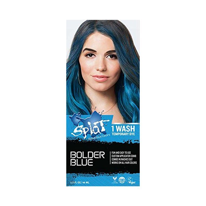 The Best Best Temporary Hair Color Best Wash Out Hair Color For Pictures