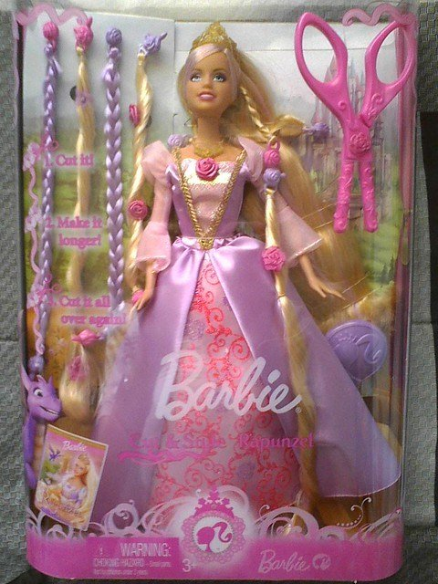 The Best Cut Style Rapunzel I Was At Wal Mart Looking For The Pictures