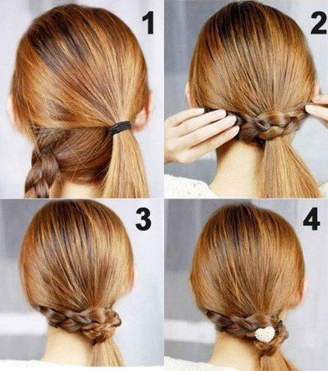 The Best Easy Do It Yourself Hairstyles For Long Hair Pictures