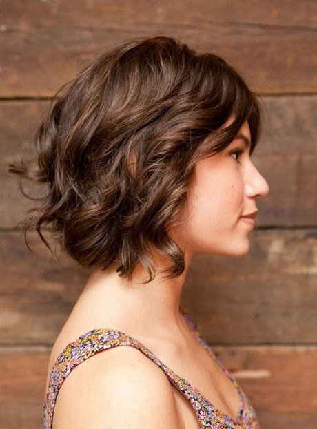 The Best Short Hairstyles For Fine Curly Hair Pictures