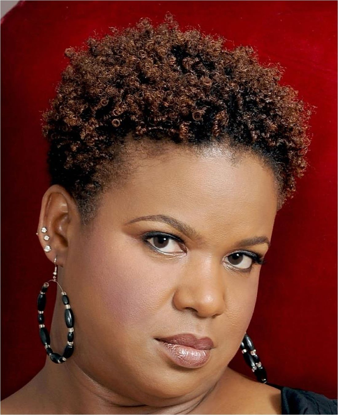 The Best Elegant Short Natural African American Hairstyles 2018 Pictures