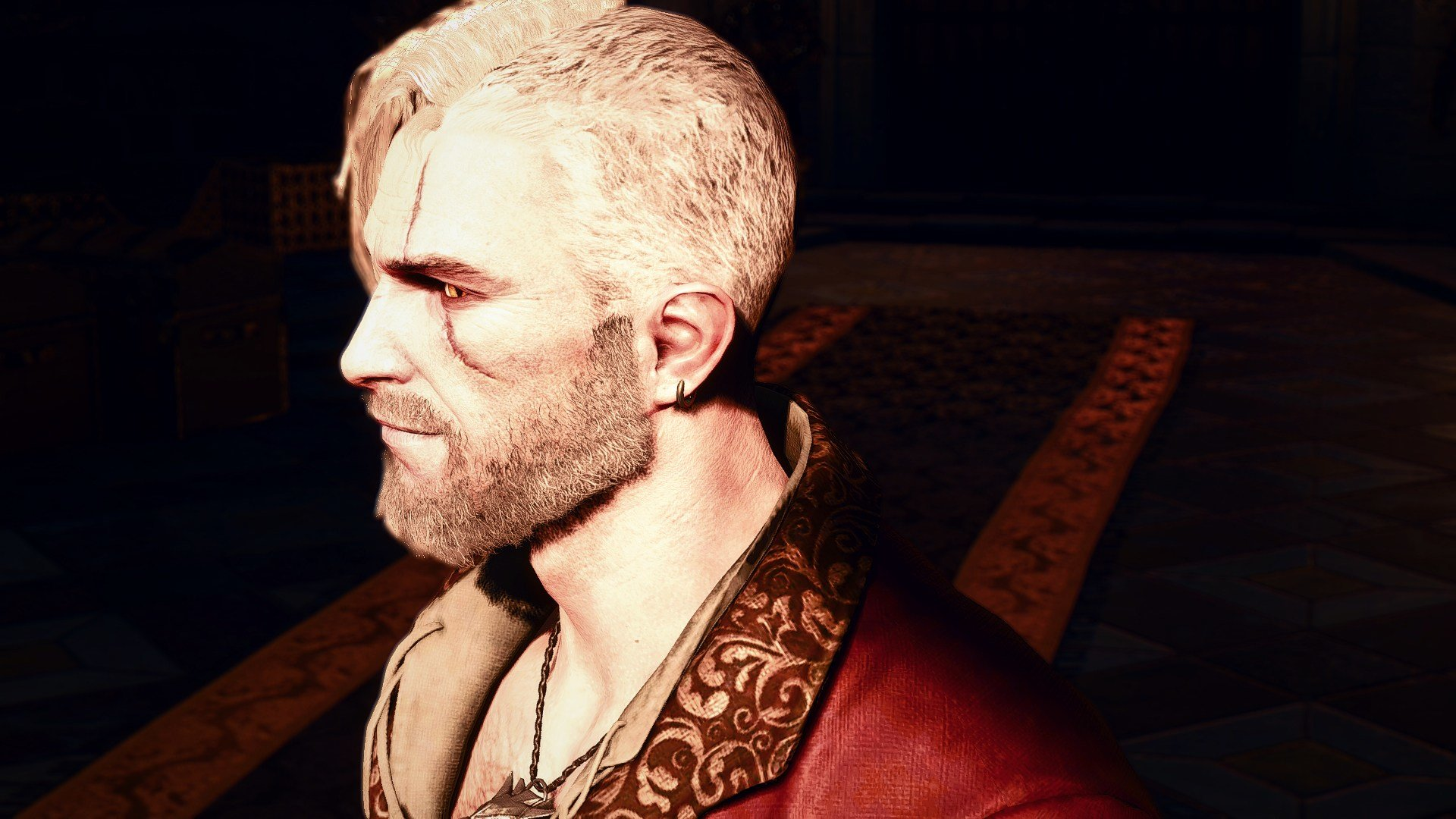 The Best Stylish Hairstyles For Geralt At The Witcher 3 Nexus Pictures