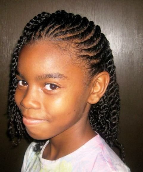 The Best 7 Awesome Hairstyles For African American Girls Ages 10 12 Pictures