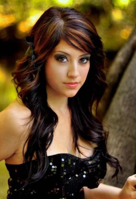 The Best Hair Color For Brown Eyes And Fair Skin Image Related To Pictures