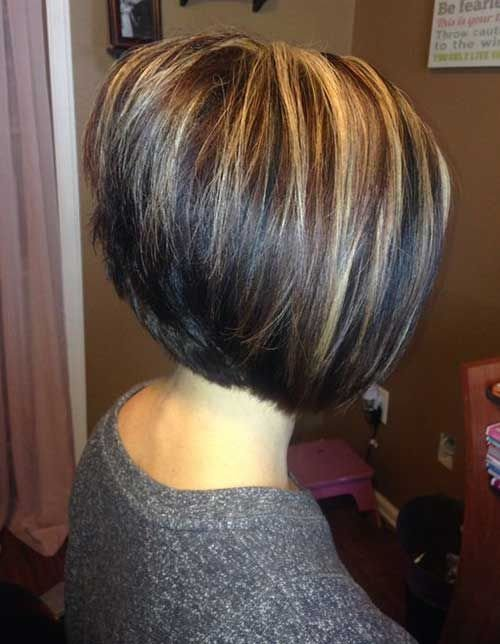 The Best 20 Inverted Bob Haircut Bob Hairstyles 2015 Short Pictures