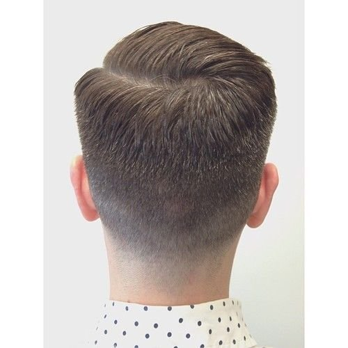 The Best Gallery For Mens Hair Back View Hair Pinterest Men Pictures