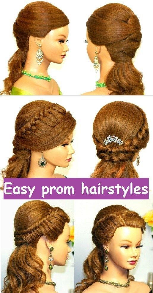 The Best Easy Prom Hairstyles Images Collection Related To Pictures