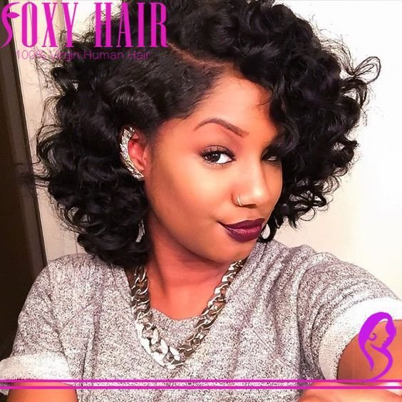 The Best Curly Bob Hairstyles Bobs And African Americans On Pinterest Pictures