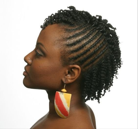 The Best Unique Natural Hairstyles Hair Pinterest Black Women Pictures