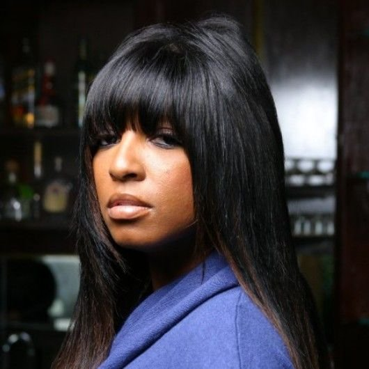 The Best Straight Bangs Quick Weave And Bangs On Pinterest Pictures
