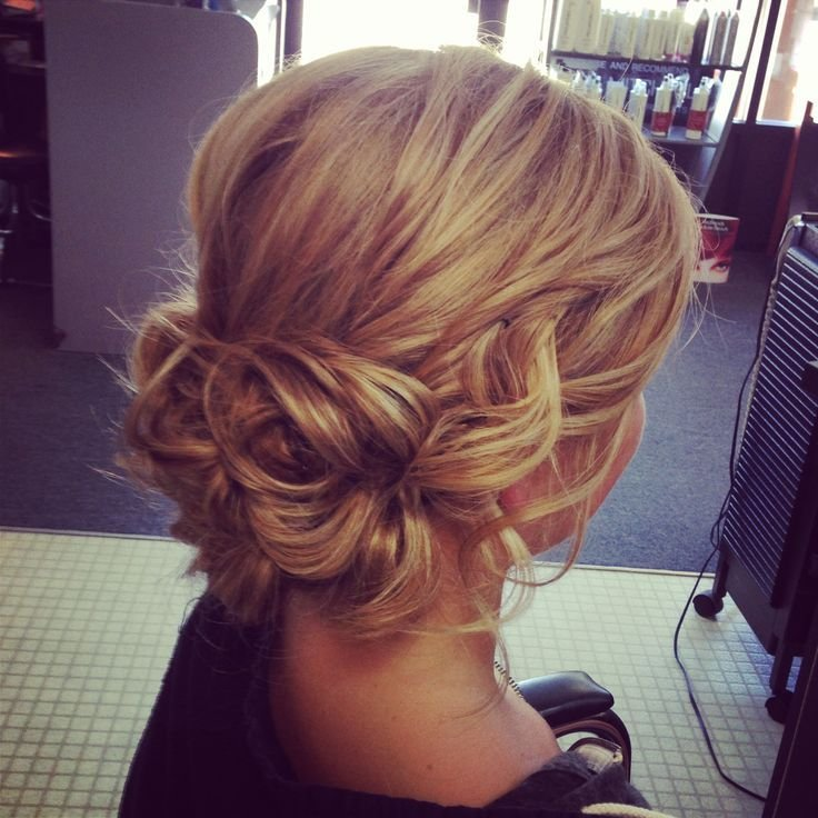 The Best Soft Wavy Updo Bottom Is Pretty Wedding Ideas Pictures