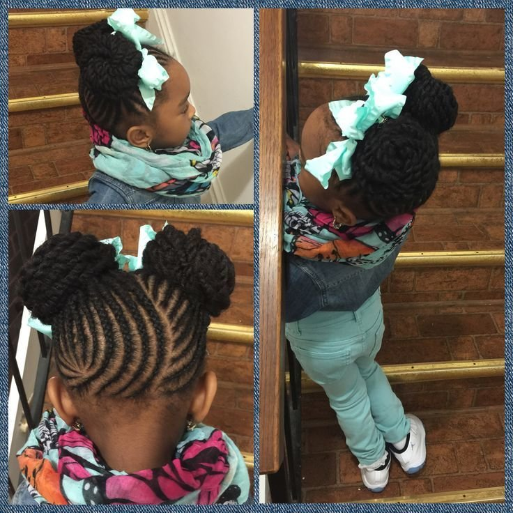 The Best 554 Best Images About Natural Hairstyles Children On Pictures