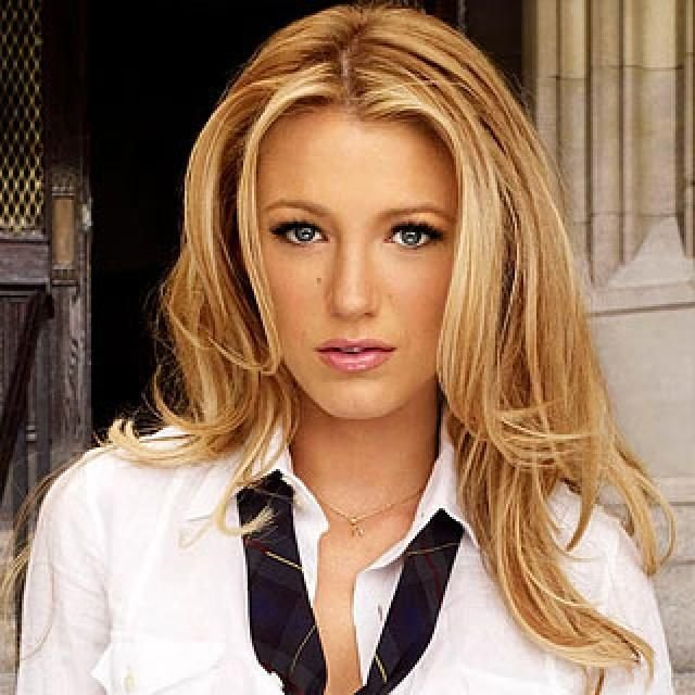 The Best Blake Lively Golden Blonde Hair Pinterest Golden Pictures