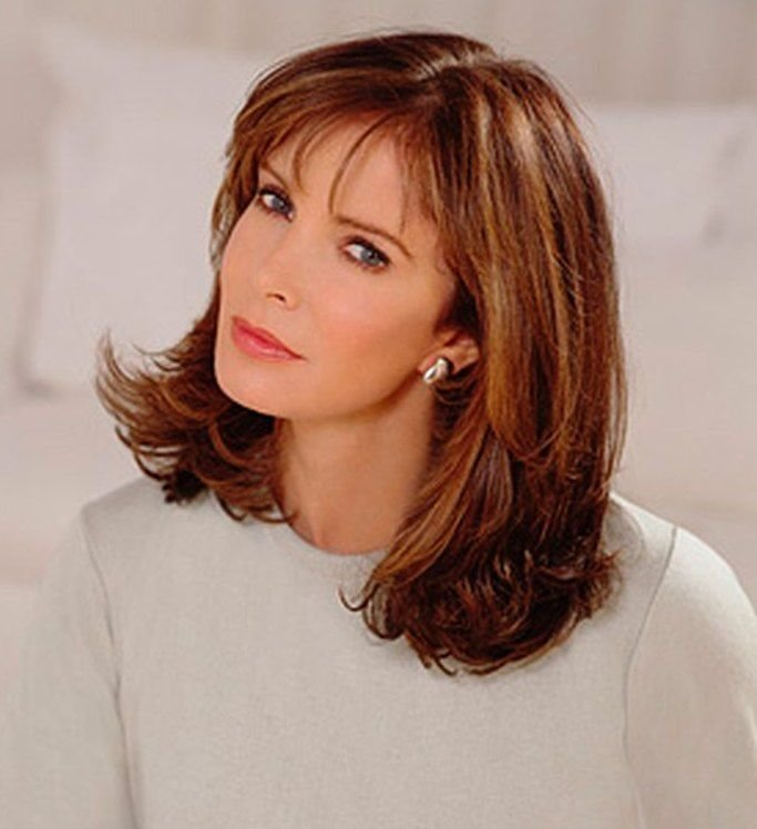 The Best 25 Best Ideas About Jaclyn Smith On Pinterest Medium Layered Hair Medium Length Layered Hair Pictures