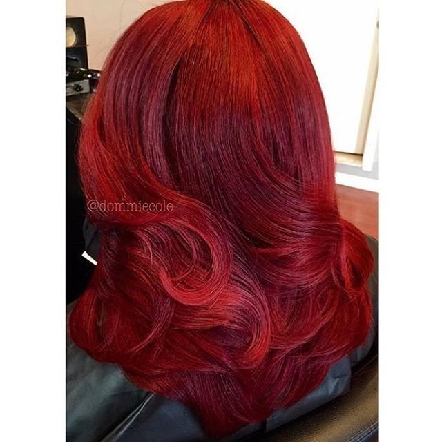 The Best 25 Best Ideas About Vibrant Red Hair On Pinterest Ruby Pictures