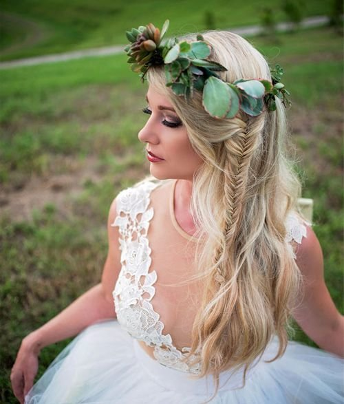 The Best 17 Best Ideas About Bohemian Wedding Hairstyles On Pictures