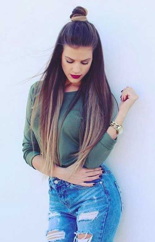 The Best 25 Best Ideas About Straight Hairstyles On Pinterest Pictures