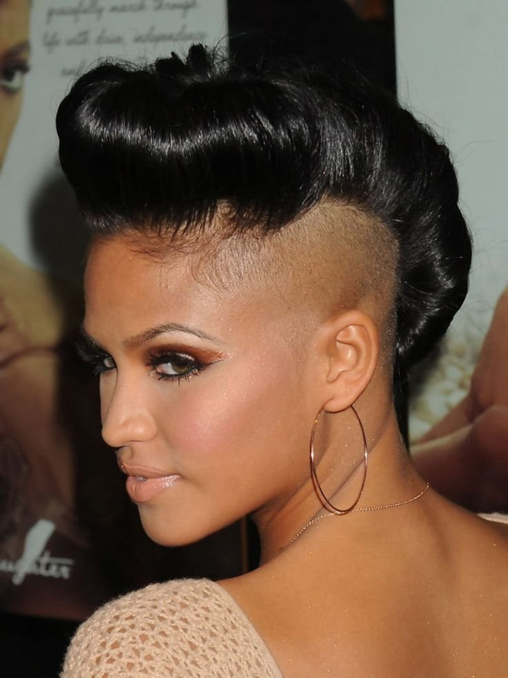 The Best 25 Best Ideas About Mohawk Hairstyles For Women On Pictures