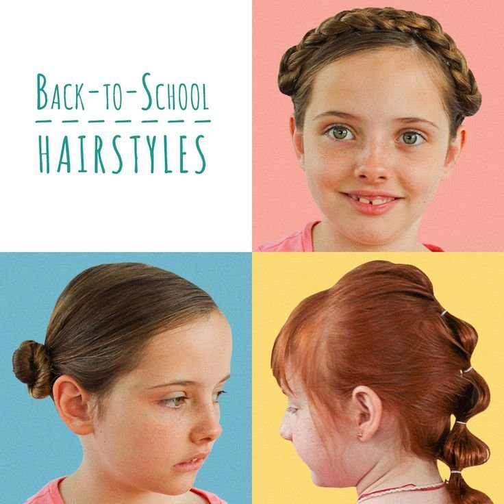 The Best Create The Perfect First Day Of School Hair In Under 5 Pictures