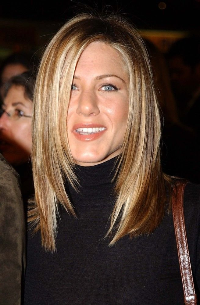 The Best Jennifer Aniston To Shill Hair Products For Living Proof Pictures