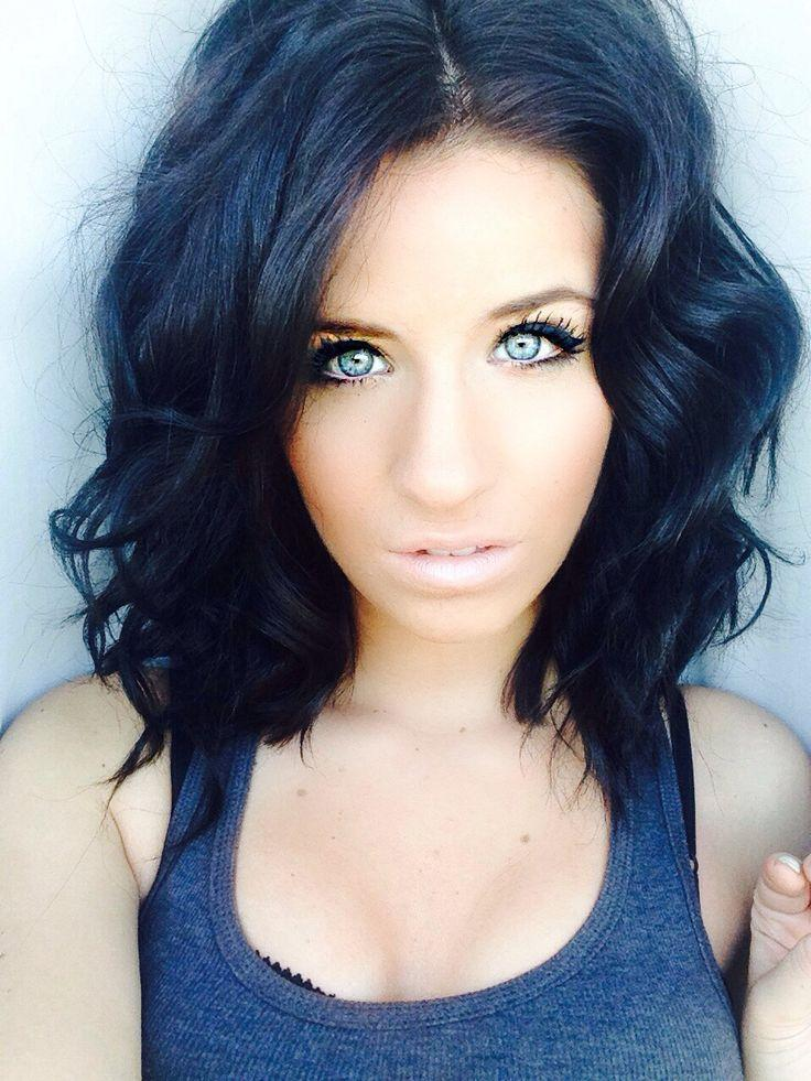 The Best 17 Best Ideas About Dark Blue Hair On Pinterest Dyed Hair Navy Hair And Dyed Black Hair Pictures
