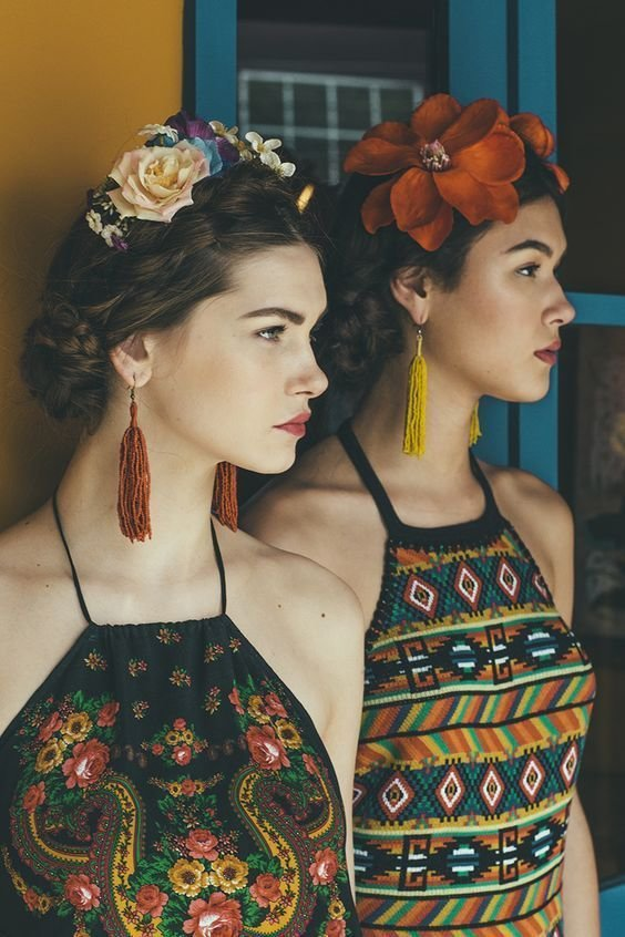 The Best 25 Best Ideas About Mexican Hairstyles On Pinterest Pictures