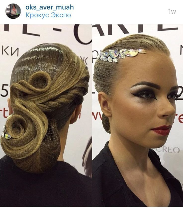 The Best 1000 Ideas About Dance Competition Hair On Pinterest Pictures
