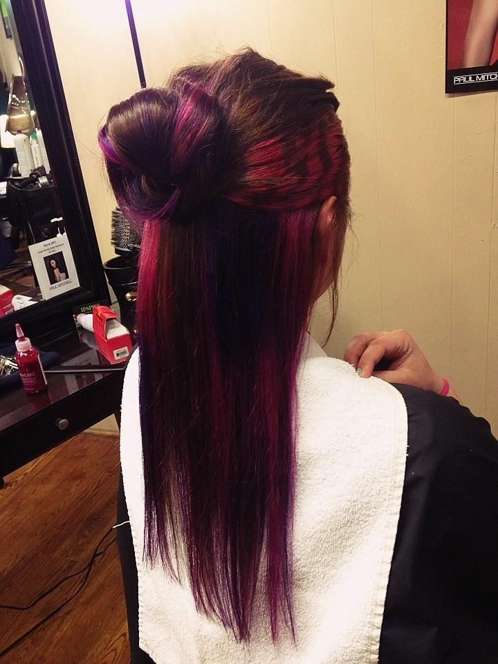 The Best 17 Best Ideas About Underneath Hair Colors On Pinterest Pictures
