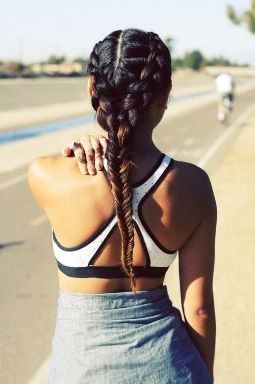 The Best 25 Best Workout Hairstyles Ideas On Pinterest Pictures