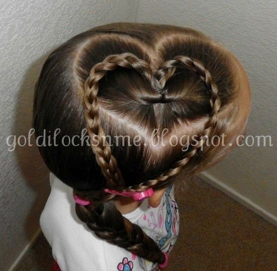 The Best 17 Best Ideas About Heart Braid On Pinterest Heart Hair Pictures