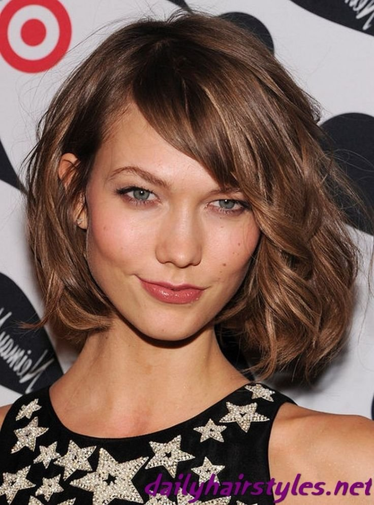 The Best Karlie Kloss Bob Hairstyle 2013 Fashion Beauty Pictures