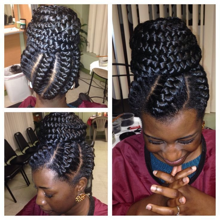 The Best Goddess Braids Into A Bun Oq0T7Uwpe My Hair Care Plan Pictures