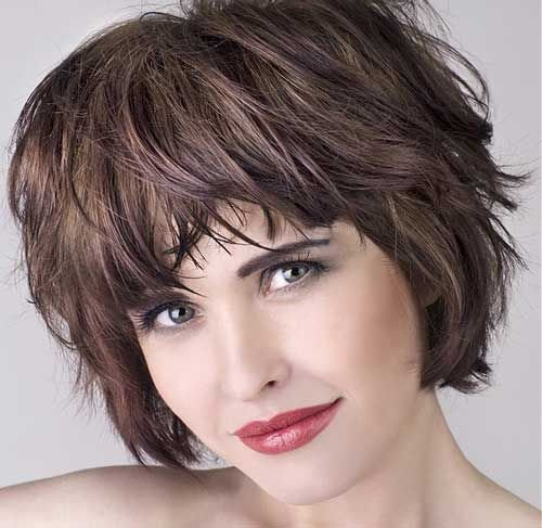 The Best Best 172 Choppy Shaggy Layered Haircuts For Short Pictures