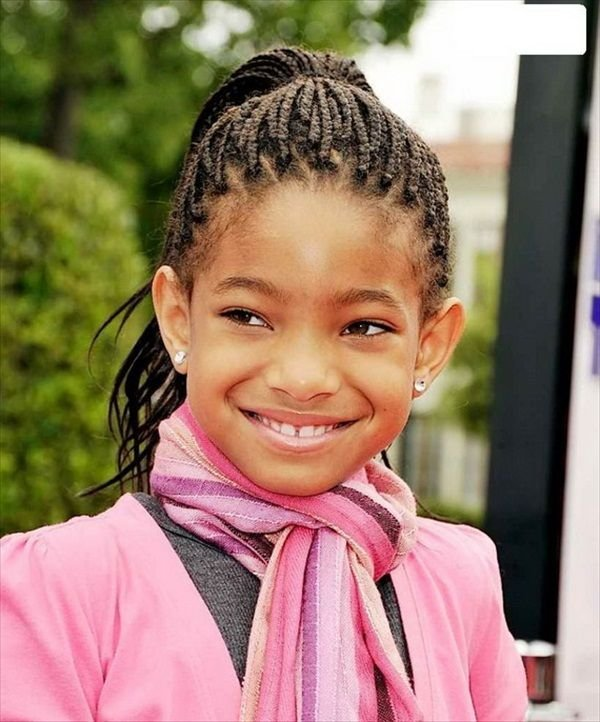The Best Little Black Girls Hairstyles For School School Girls Pictures