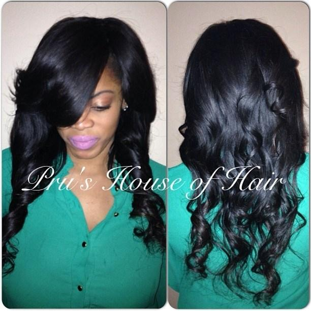 The Best Beautiful New Client Kim With A Flawless Invisible Part Sew In This Look Is Complete With My Pictures