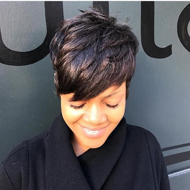 The Best 78 Best Ideas About Short Black Hairstyles On Pinterest Pictures
