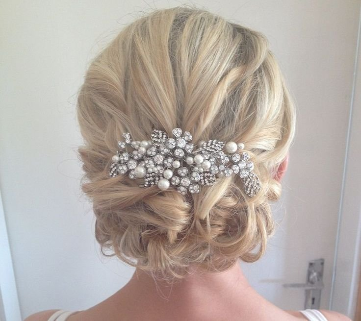 The Best 25 Best Ideas About Medium Wedding Hairstyles On Pictures