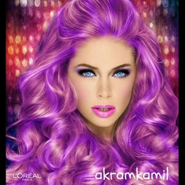 The Best Swetty Purple Created Using Taaz Virtual Makeover Try Pictures