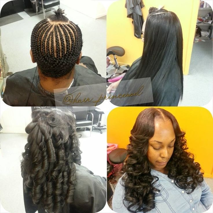 The Best 25 Best Ideas About Partial Sew In On Pinterest Full Pictures