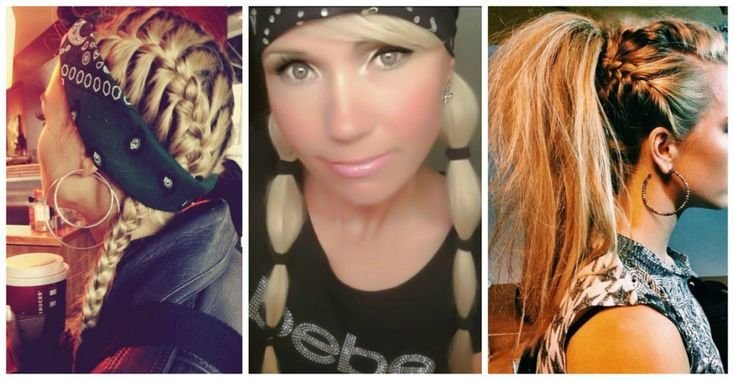 The Best 17 Best Ideas About Motorcycle Hairstyles On Pinterest Pictures