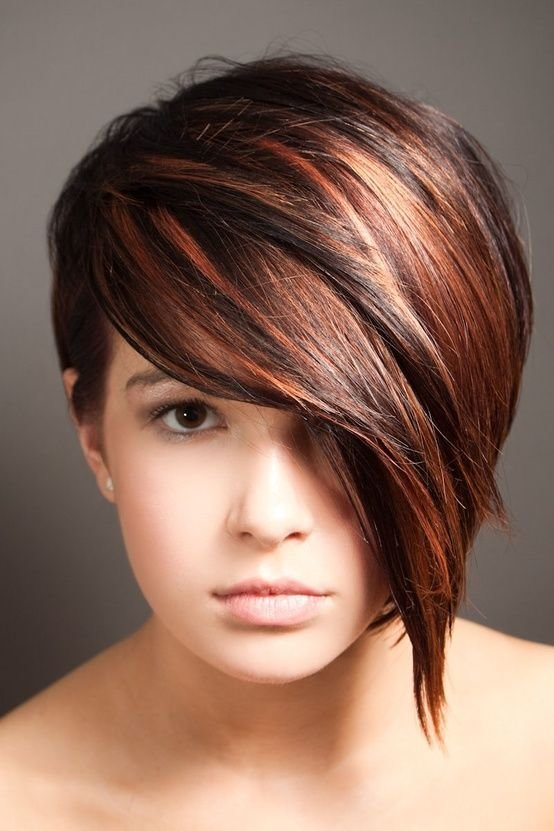 The Best Asymmetrical Short Hair With Long Bangs Hair Pinterest Bobs The Beauty And High Low Pictures