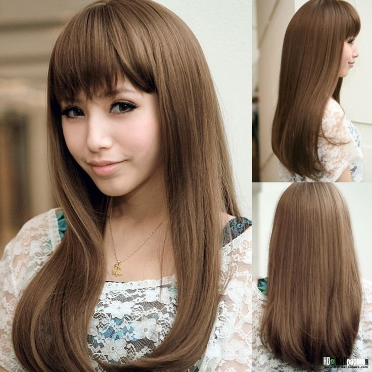 The Best 17 Best Ideas About Long Asian Hairstyles On Pinterest Pictures